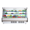 Professionally Supplied Supermarket Multideck Chiller for Sale of Seafood with Energy Saving Effect