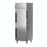 Ultra Low Power Kitchen Chiller for Storing All Kinds of Frozen Food with 4 Sliding Doors